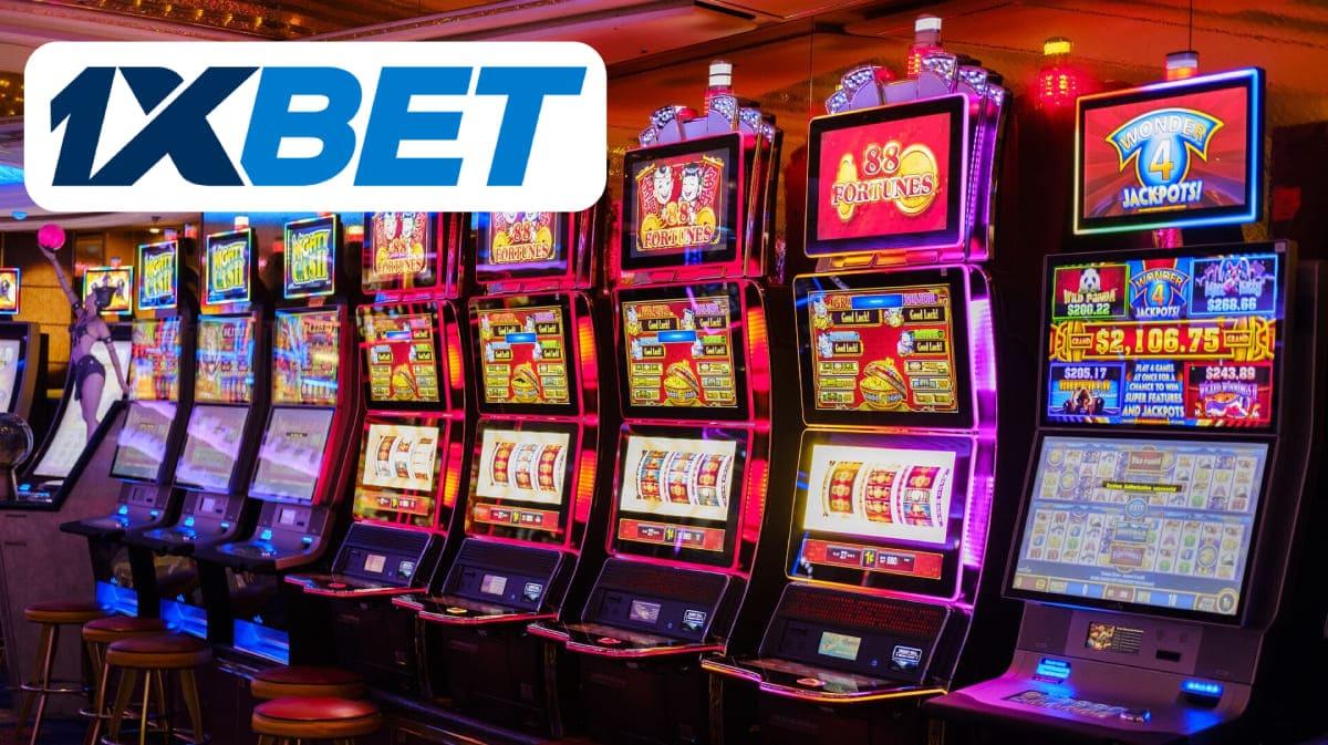 1xBet online casino