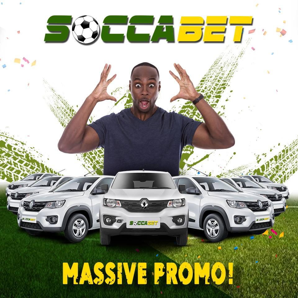 Soccabet Promotions