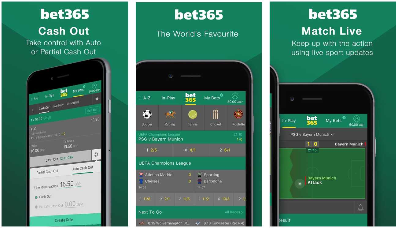 Bet365 apk download