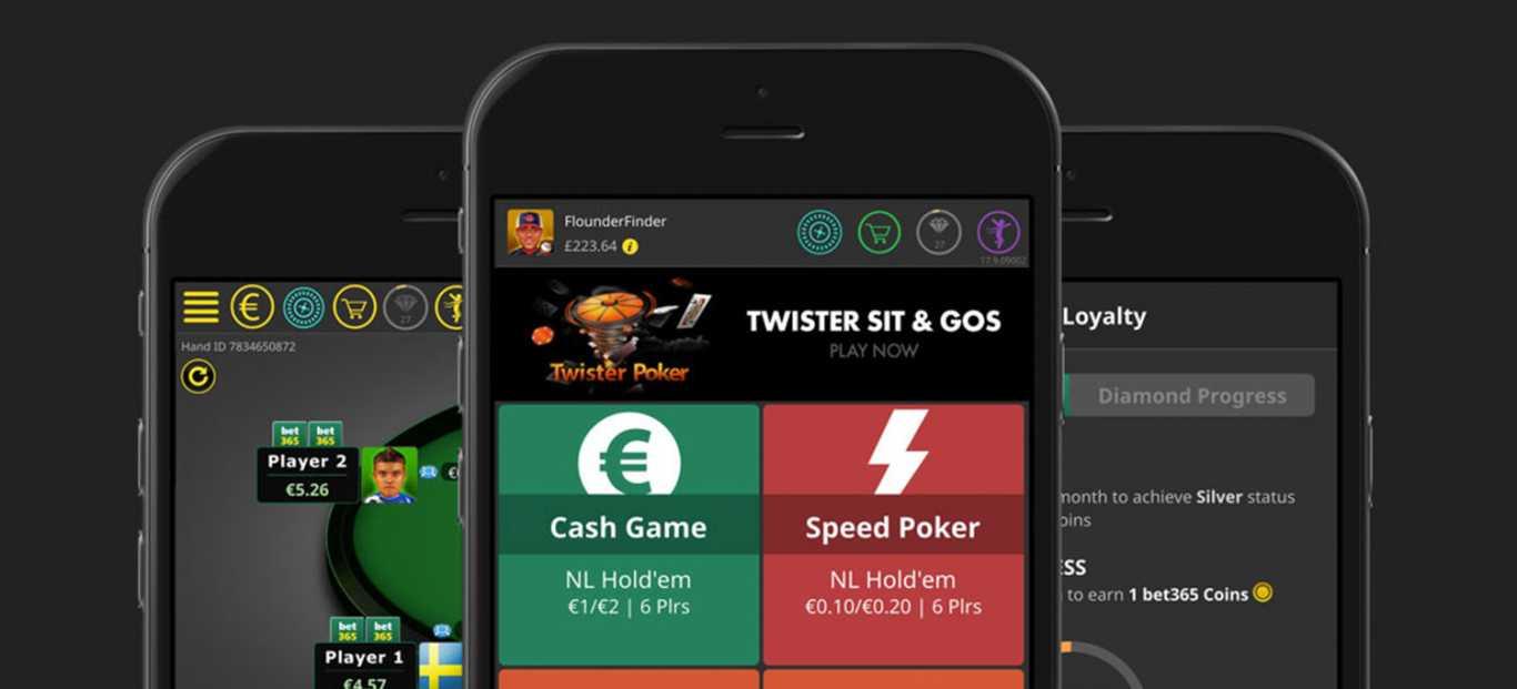 Bet365 bonus code poker