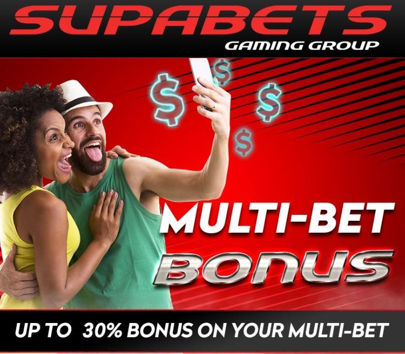 Supabet sign up bonus