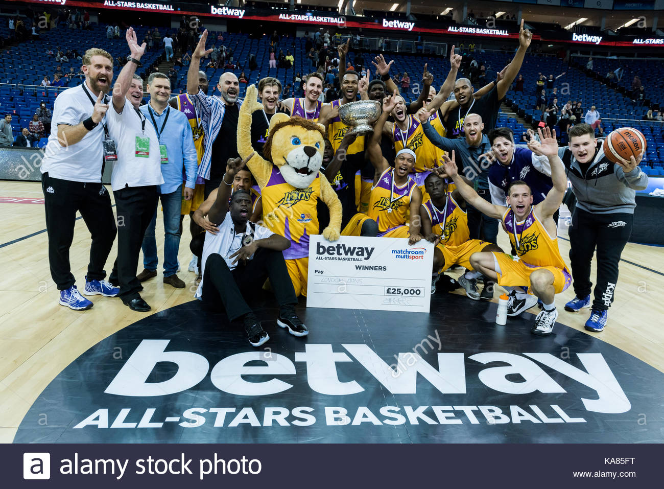 Betway In Play Basketball