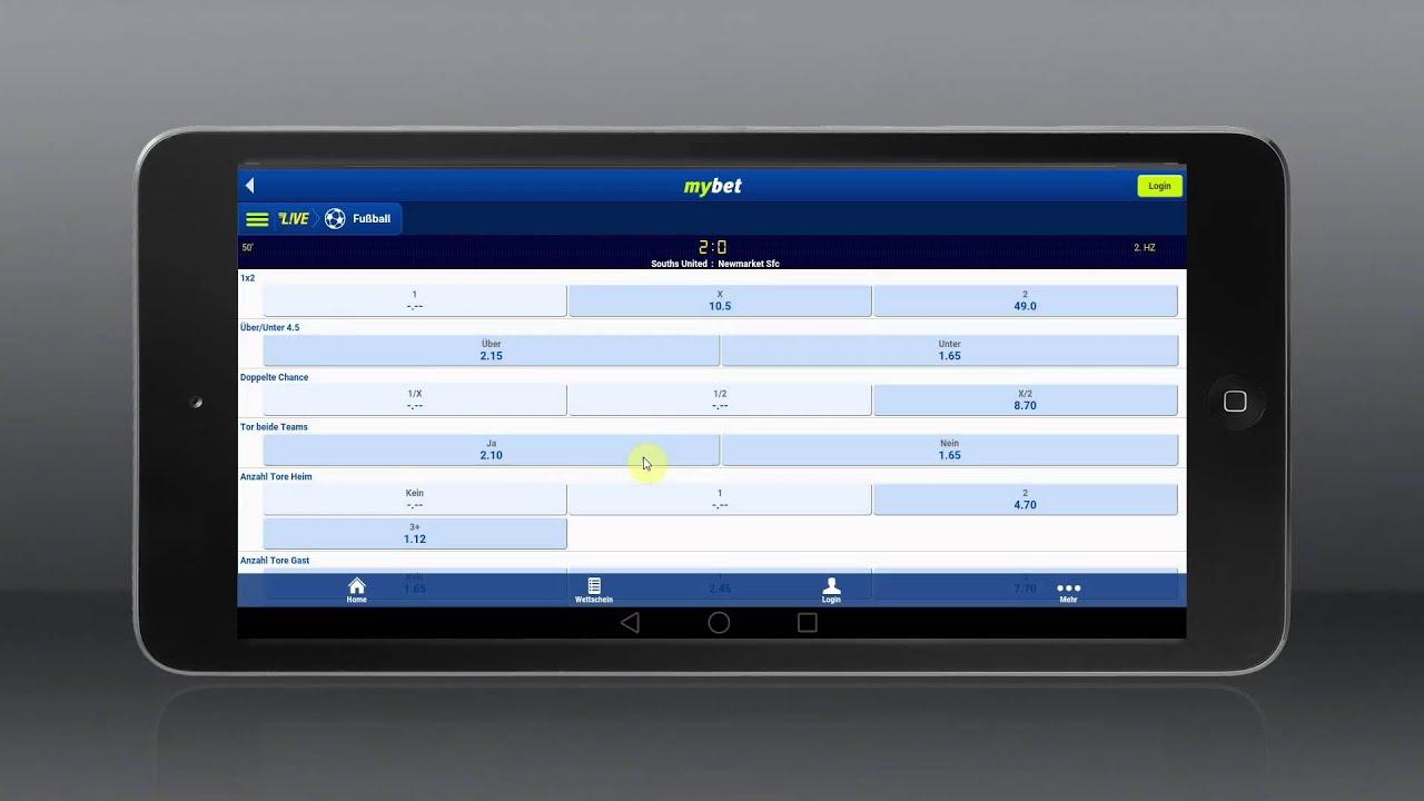 download mybet app