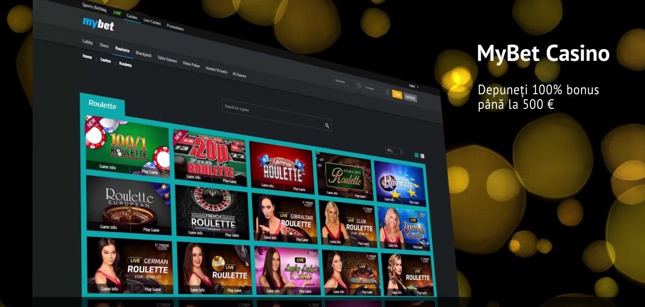 MyBet Casino Free Spins