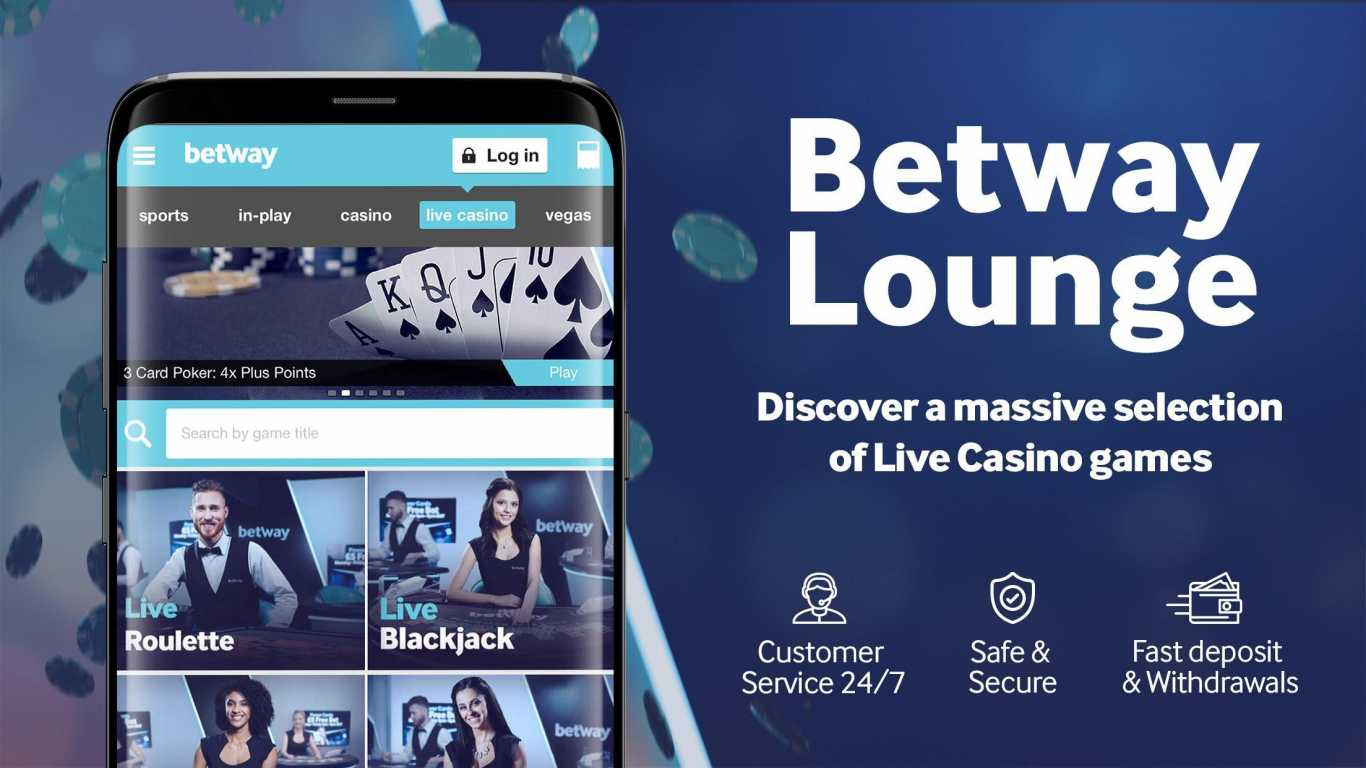 Casino Betway Ghana Bonus